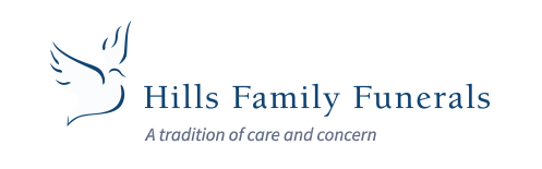Hills Family Funerals Logo